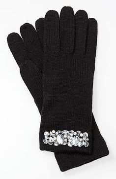 jewel embellished gloves  http://rstyle.me/~3dxXC