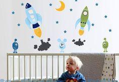 Sabem que eu adoro um quarto de bebê temático? Desenvolver algum tema ou história na decoração do cômodo do filhote é uma boa maneirade recebe-lo.
