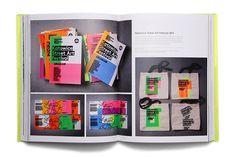 Palette No. 4: Neon - New Fluorescent Graphics (Palette Series) – Magma