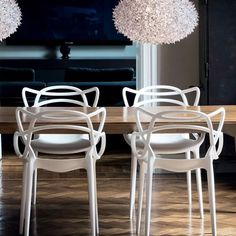 Masters Chair By Philippe Starck, from Kartell|YLiving