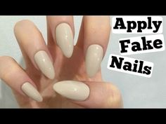 Youarelookingatthisoneofakinddoityourselffakenailsset how to apply fake nails tips to make it easy make it solutioingenieria Images