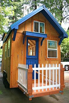 These guys make custom tiny homes! - Molecule Tiny Homes -  Way out of my price range, and I want to do some of the work myself, but still these are awesome! Maybe, if I can afford it later on, I may have a tiny home custom-built, but for now, I will do what I can.