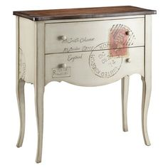I pinned this Stein World Postage Accent Chest from the Safari Chic event at Joss and Main!