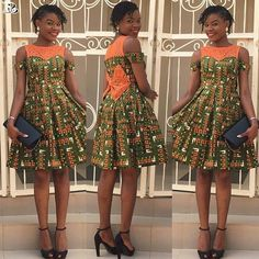 Ultra Beautiful Ankara Styles for African partys - Reny styles African Dresses For Kids, African Maxi Dresses, African Fashion Designers, Latest African Fashion Dresses, African Print Fashion, Africa Fashion, African Attire, African Clothes, Women's Fashion