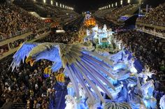 In pictures: Mardi Gras and other Carnival celebrations around the world