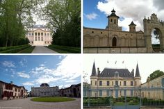 Wineries near Bordeaux