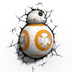 BB-8 - Luminária 3D Light FX Star Wars