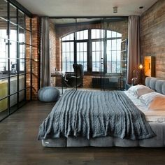 #Industrial #Bedrooms #Lofts #Apartments