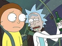 Dan Harmon's Rick and Morty Is a Ratings Hit