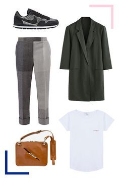Fall Commuter Travel Outfits