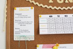 Summer goals & skills for my 11, 9, and 6 year old children.  Also, their daily job chart - they earn 25 cents for each task completed.  And they have to save that money for weekly ice cream runs, souvenirs on vacation, and some of our summer fun outings. // find joy in the journey