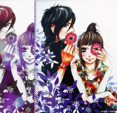 Mei and Yamato, Sukitte Ii na yo by ~notmi on deviantART