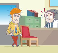 How to Interview for a Job when You Have a Hangover #humor