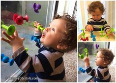 Month 9: Top 10 Sensory Activities for your 9 month old