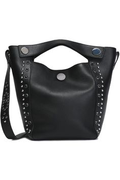 Studded leather shoulder bag | 3.1 PHILLIP LIM | Sale up to 70% off | THE OUTNET