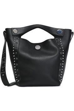 1a28c1c56ba Dolly studded leather shoulder bag