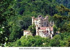 Hohenschwangau Castle - Fussen, Germany (2007)
