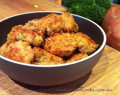 MUST TRY - baby & toddler finger food: quinoa, chicken & broccoli nuggets