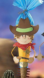 Cowboy Schultüte