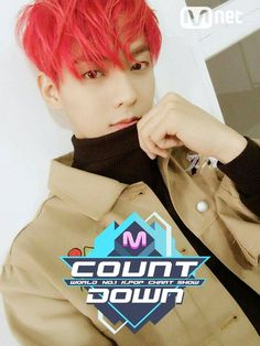 M Count down Btob . . . Minhyuk