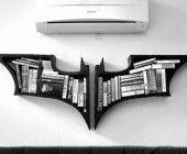 Batman Buchregal