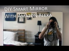 Smart Mirror (with Optional Alexa) - Hackster.io