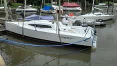 Interesting Sailboats: FABIAN CONTE and the CONTE 28