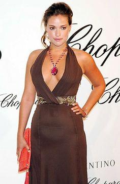 Alicja Bachleda-Curuś w Cannes