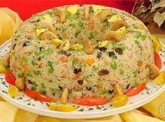 Arroz de castanha de caju - Veja como fazer em: http://cybercook.com.br/receita-de-arroz-de-castanha-de-caju-r-16-65334.html?pinterest-rec