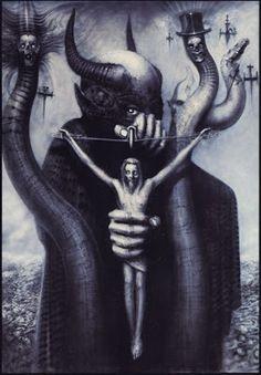 No está de más volver a hojear el librito que cimentó la fama del artista plastico suizo H. R. Giger quien, ademas de ser consumado diseñad...
