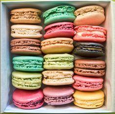 Les Macarons - Paris