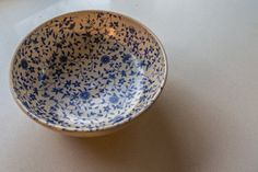 Hey, I found this really awesome Etsy listing at https://www.etsy.com/il-en/listing/265403230/bowlblue-and-white-ceramic-bowlpottery