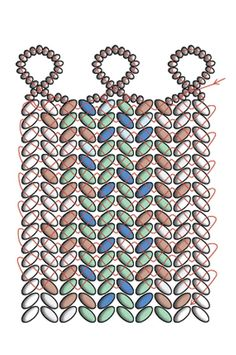 *CosplaySupplies.com -- Tutorials > Twin Beads Tweed Bracelet