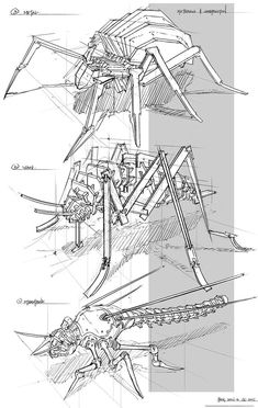 Drone Design : Practicing industrial designers: Are you getting sick of doing ID? Maybe you sho Id Design, Robot Design, Sketch Design, Amazing Animals, Industrial Design Sketch, Drone Technology, Insect Art, Sketch Inspiration, Technical Drawing