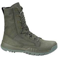 9a1e2256f526d Nike Sage Green SFB Boots