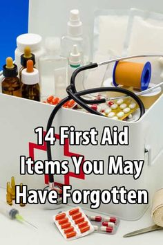 All preppers have a nice stash of first aid supplies, but they often forget about the little things that can make dealing with an injury a lot easier.