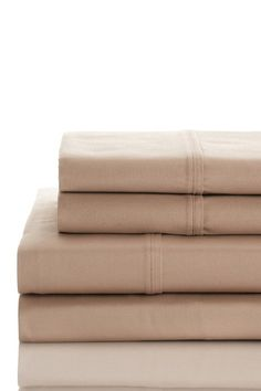 Royal Sateen 600 Thread Count Egyptian Cotton Sheet Set - Linen