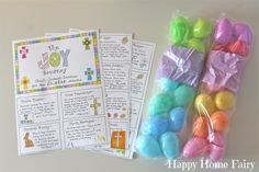 The Joy Journey - Christ-Centered Activities for the Easter Season