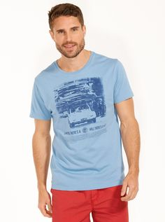 Vw Surf Board Stack Tee | Just Jeans