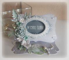 Wedding card (Ewa Szubra)