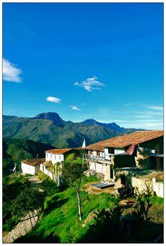 Andes in Merida, Venezuela - 2009