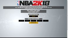 17 Best NBA 2K18 Locker Codes Generator Hack and Cheats