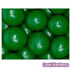 Milk+Chocolate+Covered+Malt+Balls+-+Dark+Green:+5LB+Bag