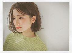 この画像は「2018年のモテ髪?前髪なし【パーマボブ】で流行りの髪型♪」の記事の画像です。