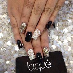Laque Nail Bar! So pretty!