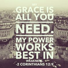 All you need today. #Scripture