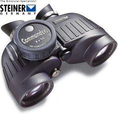 Steiner 7x50 Commander XP C Binocular:  Practical Sailor recommended.