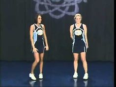 YouTube Cheer Dance Routines, Cheer Moves, Cheer Stunts, Cheerleading, City Dance, Coaching, Exercise, Sports, People