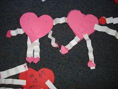 Mrs. Kimbrell's Kindergarten: Valentine's Activities!