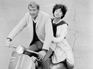 Suzanne Pleshette and Troy Donahue, Rome Adventure 1962!!